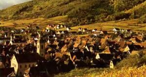 деревня риквир
