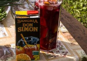 Sangria Don Simon